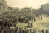 Первое легальное празднования 1 мая в Лысьве. 1917 год