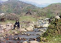 Автопортрет у реки Королисцхали