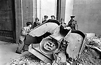 Захваченный бункер Гитлера_11