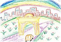 Мой солнечный город / My sunny town