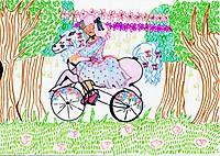 Волшебный карусельный велосипед / Magic Carousel Bike
