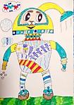Робот очищает воздух / Robot Cleans the Air