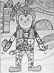 Костюм Супер-Помощник / Super-Helper Costume