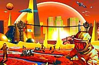 Человеческое поселение на Марсе / Human Settlements on Mars