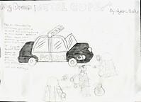 Моя мечта - металлический полицейский / My Dream Metal Cops