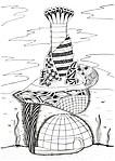 Город-корабль / City-Ship