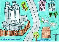 Мой поселок через 10 лет / My Village 10 Years Later