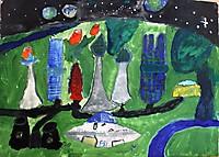 Инопланетный завод / Alien Plant