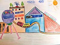 Моя деревня в далеком будущем / My Village in the Distant Future