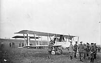 Авиация и танки Первой Мировой войны_15