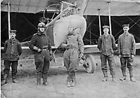 Авиация и танки Первой Мировой войны_16