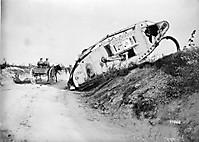 Авиация и танки Первой Мировой войны_17