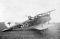 Авиация и танки Первой Мировой войны_19