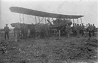 Авиация и танки Первой Мировой войны_1