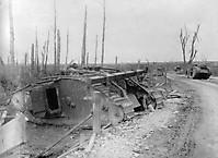 Авиация и танки Первой Мировой войны_2