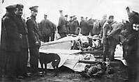Авиация и танки Первой Мировой войны_3