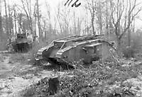 Авиация и танки Первой Мировой войны_4