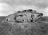 Авиация и танки Первой Мировой войны_6