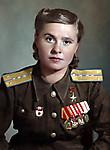 Раскрашенные фотографии Второй мировой войны